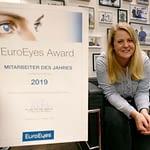 EuroEyes Mitarbeiter des Jahres