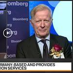 Bloomberg Interview Dr. Jørgensen