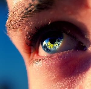 EuroEyes Augen Sonne