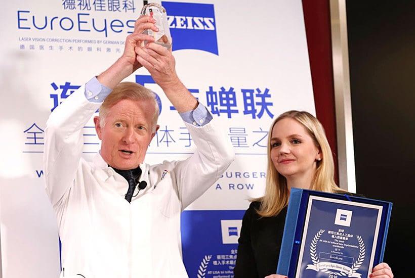 EuroEyes Award