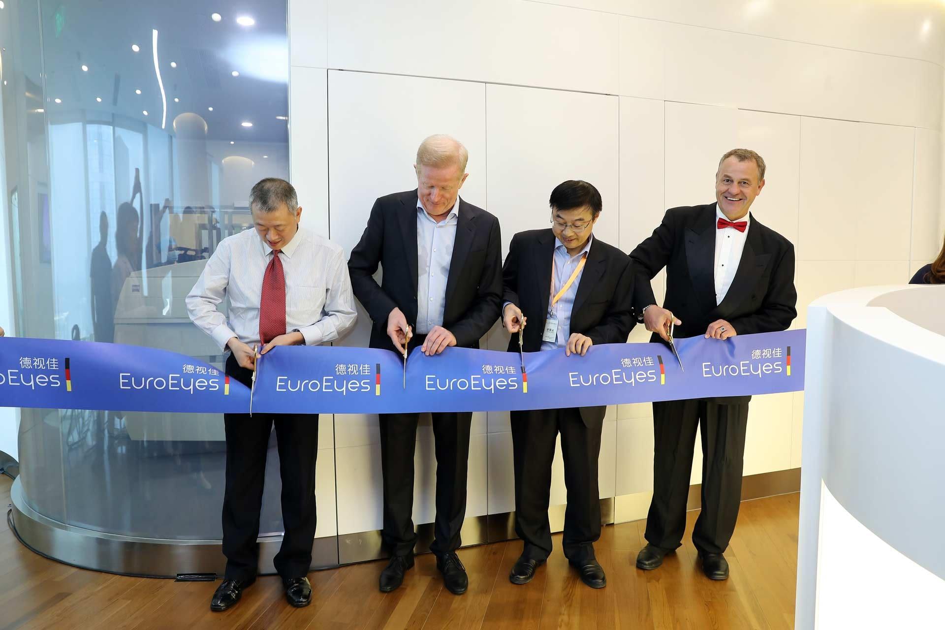 Eröffnung in Guangzhou